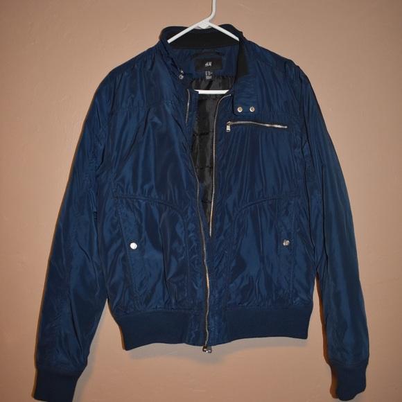 58834de45 H&M Bomber Jacket